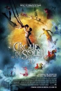 Cirque du Soleil; Worlds Away