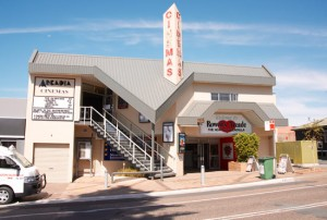 Arcadia Cinemas