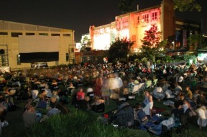Moonlight Cinema Brisbane