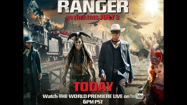 The Lone Ranger Live