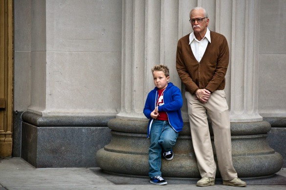 Bad Grandpa Image 2