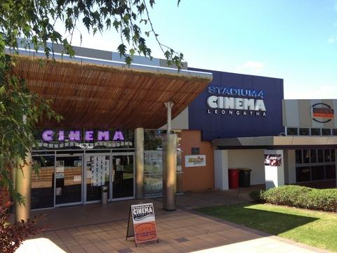 Leongatha cinema times