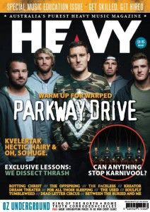 Heavy Issue 8