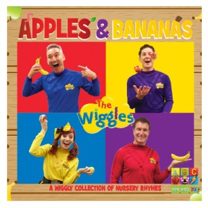 The Wiggles Apples & Bananas