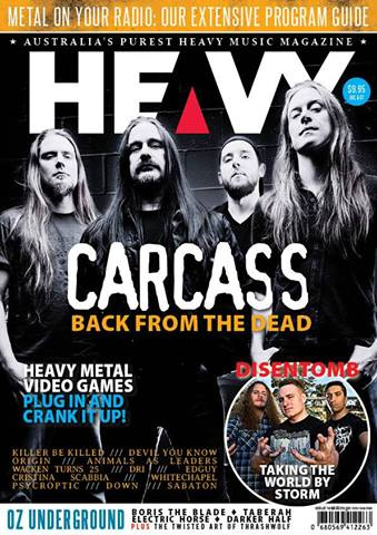 Heavy Issue10