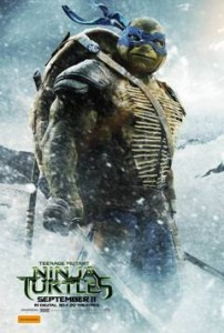 Teenage Mutant Ninja Turtles Character Poster 2