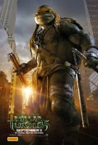 Teenage Mutant Ninja Turtles Character Poster 3