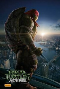 Teenage Mutant Ninja Turtles Character Poster 4