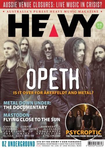 Heavy Issue11