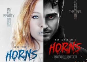 Horns Character Posters Revealed
