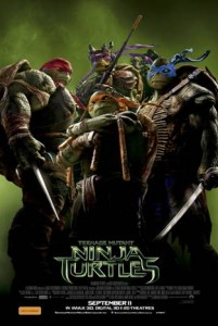 Teenage Mutant Ninja Turtles Poster3