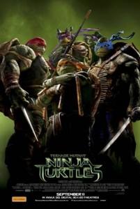 Teenage Mutant Ninja Turtles Poster3