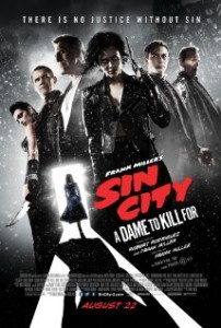 Sin City; A Dame To Kill For