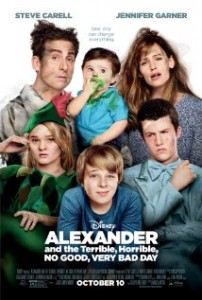 Alexander And The Horrible Terrible Bad No Good Day