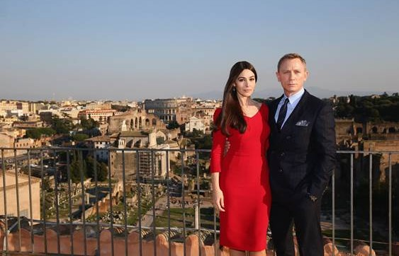 Spectre Pics And Video Released