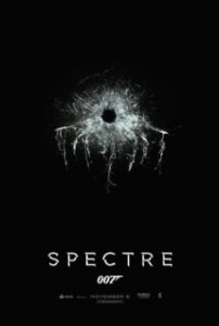 James Bond - Spectre Poster