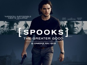 Spooks Official Poster