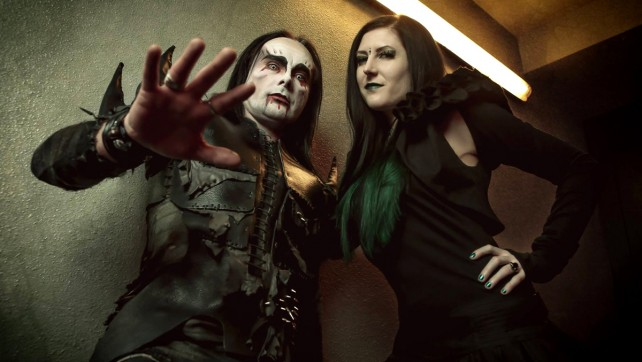 Cradle Of Filth Interview