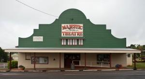 Majestic Theatre, Malanda