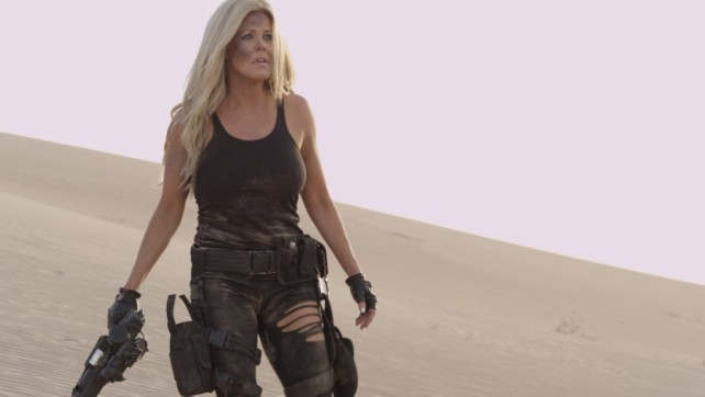 Tracey Birdsall Wins Female Action Performer Of The Year