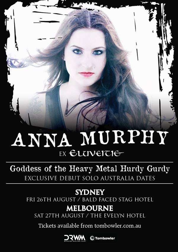 Anna Murphy Concert