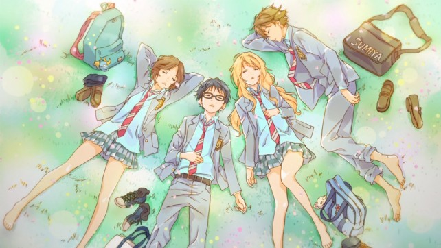 Your Lie In April Vol 1 Review (2014)