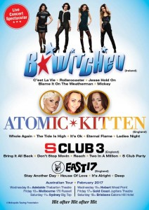 Bwitched Poster
