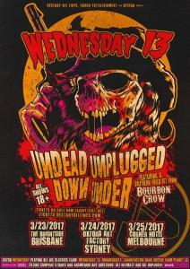 Wednesday 13 Unlugged