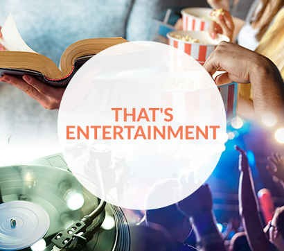 That's Entertainment 20/04/2017