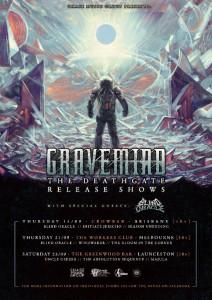 Gravemind Tour