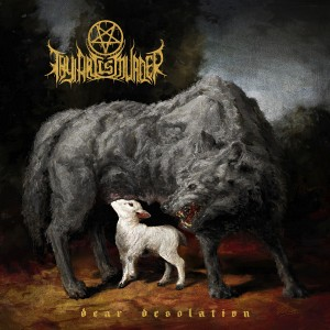 Thy Art Is Murder - Dear Desolation - Artwork