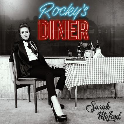 Sarah McLeod Album Cover