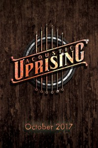 Acoustic Uprising Poster