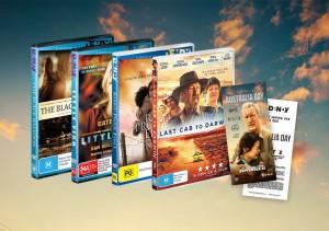Australia Day_Prize Pack_Admit2+DVD