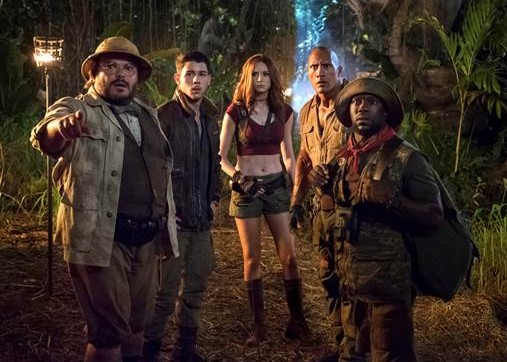 [NEWS] New Jumanji: Welcome To The Jungle Trailer Lands
