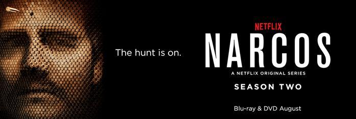 Narcos Season 2 Giveaway