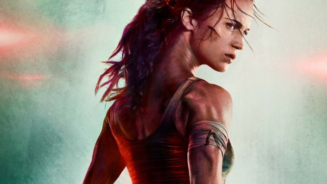 [NEWS] First Look At New Tomb Raider Film
