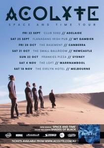 Acolyte Tour