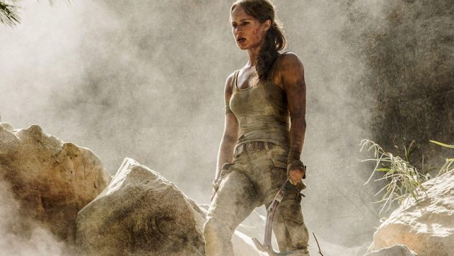 Alicia Vikander Takes Us Behind The Scenes Of Tomb Raider
