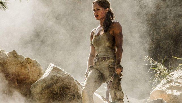 Alicia Vikander Takes Us Behind The Scenes Of Tomb Raider