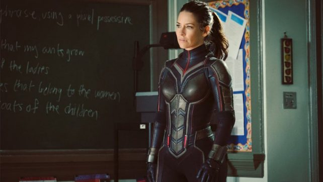 [FILM NEWS] MARVEL Introduce Us To THE WASP