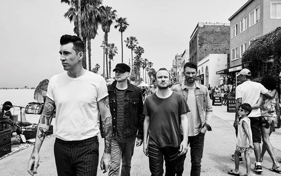 [INTERVIEW] THEORY OF A DEADMAN Interview