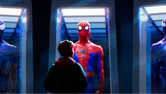 [MOVIE NEWS] The Countdown To SPIDER-MAN: INTO THE SPIDER-VERSE Begins