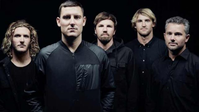 [INTERVIEW] PARKWAY DRIVE Interview