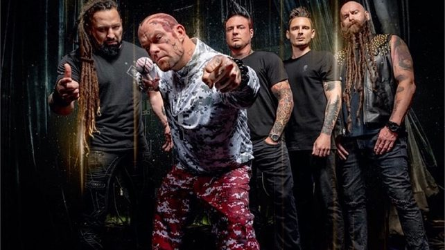 [INTERVIEW] FIVE FINGER DEATH PUNCH Interview