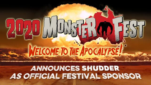 [FILM NEWS] SHUDDER Announced As MONSTER FEST Sponsor