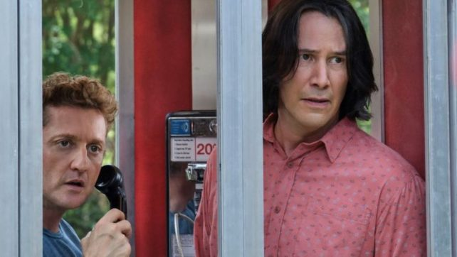[FILM REVIEW] BILL & TED FACE THE MUSIC Review (2020)